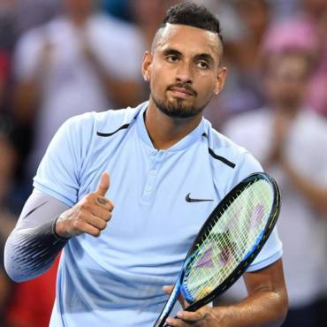 Nick <b>KYRGIOS</b></br><small>Participation en 2009 – <b>AUS</b></small>